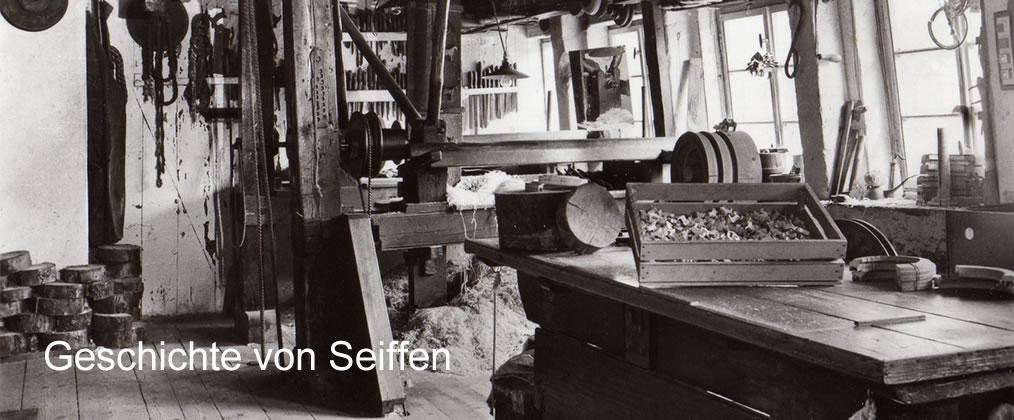 Geschichte von Seiffen