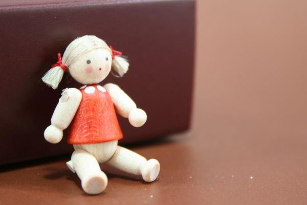 ミニミニお人形