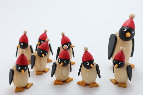サンタペンギン ベビー